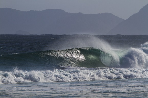 Barra da Tijuca awaits the world's best surfers for the Oi Rio Pro. Image: WSL / Smorigo